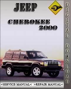 2000 Jeep Cherokee Factory Service Repair Manual