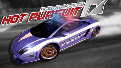 Lamborghini Police Car?!  Need For Speed Hot Pursuit