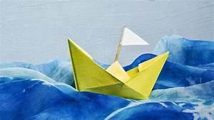 Como Hacer Un Barco De Papel Paso A Paso
