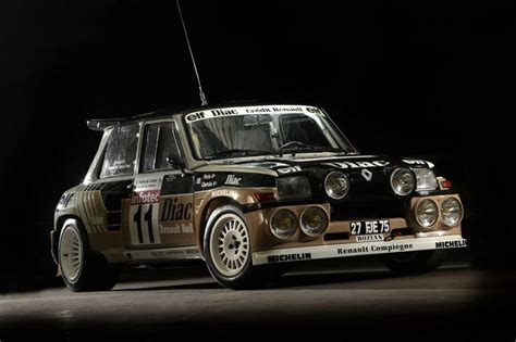 R5 Maxi Turbo | Voiture de rallye, Moto voiture, Voiture ...