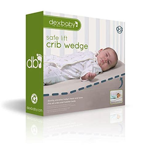 dexbaby safe lift universal crib wedge  sleep wedge
