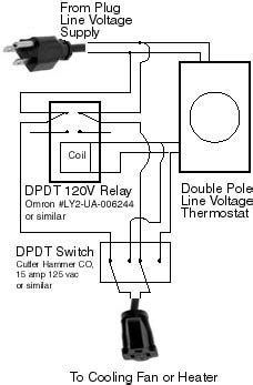This Simple Circuit Control Cooling Fan