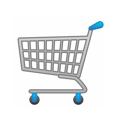 Shopping Emoji Trolley Cart Spare Parts Offered