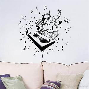 20 ideas of music notes wall art decals wall art ideas With awesome stick on peel off wall decals