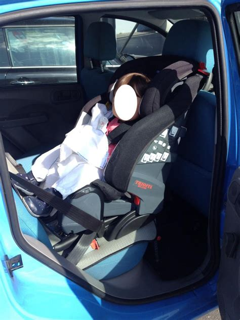 siège auto triofix recline klippan avis