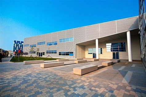 factory headquarter showroom canteen landscape