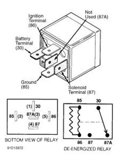 Jeep Wrangler Fuel Pump Wiring Diagram