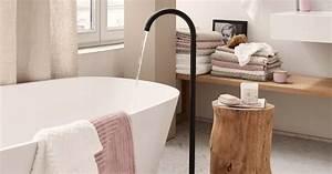 Deco Salle De Bain Accessoires : accessoires d co de salle de bains les indispensables marie claire ~ Teatrodelosmanantiales.com Idées de Décoration