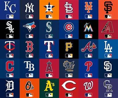 Mlb Teams Icons App Bat Baseball Fans