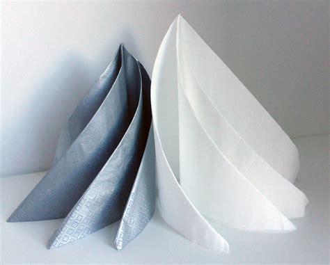 cuisine plus recettes pliage de serviette de table en forme de spirale ou de