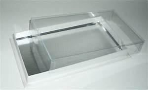 Boite En Carton Avec Couvercle : boite rectangulaire avec couvercle transparent 500 g att ~ Dode.kayakingforconservation.com Idées de Décoration