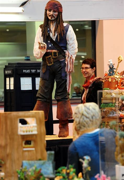 johnny depp cake pictures  pirates   caribbean