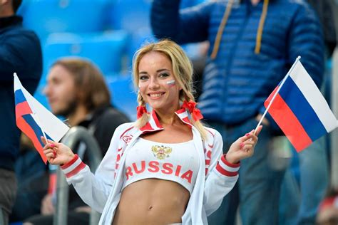 Russian Football Fan Reveals Devastating Effect Of Being Called A Porn Star