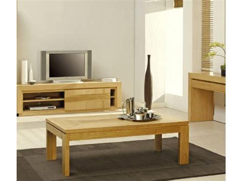 canapé vente flash pack meuble tv table basse symphonie chêne huilé