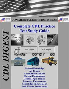 Cdl Practice Test Study Guide  Complete Cdl Practice Test