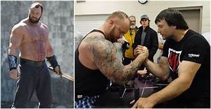 Europe U0026 39 S Strongest Man Challenges Arm Wrestling Champion To A Match