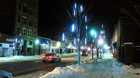 downtown danville christmas lights youtube
