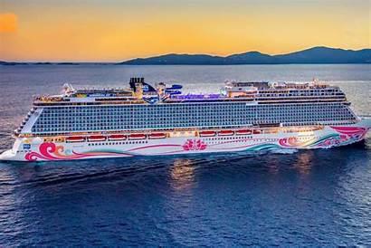 Norwegian Cruise Line Joy Victoria Airborne Pvt
