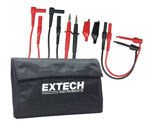 Extech Electronic Test Lead Kit Kiesub Electronics