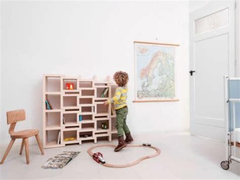 rek bookcase junior  reinier de jong inhabitat green