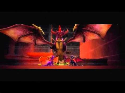 legend  spyro dawn   dragon revisited