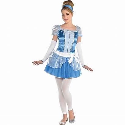 Cinderella Costume Teen Costumes Party Princess Disney