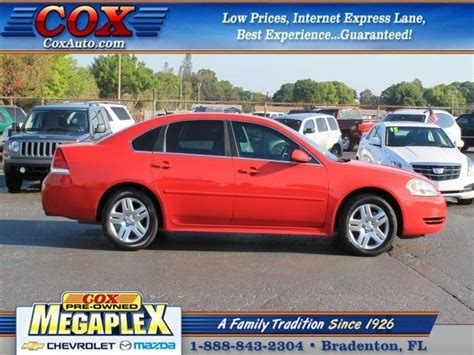 2013 Chevrolet Impala 4dr Sedan Lt Cars For Sale