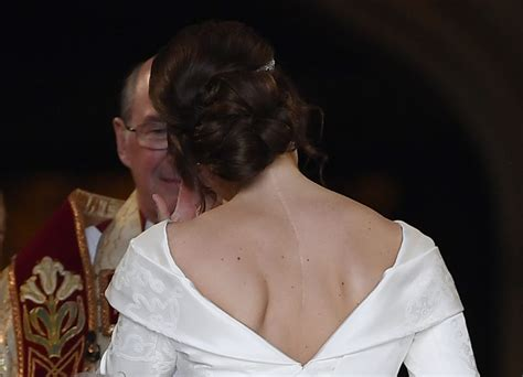 Princess Eugenie's Wedding Dress Looks Straight Out Of A