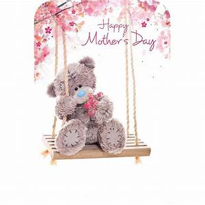 Happy Mothers Day Photo Finish Me to You Bear Card ...