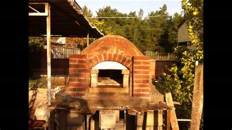 tas firin yapimi koey firini pizza firini brick oven