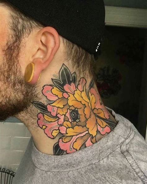 japanese peony tattoo ideas  pinterest