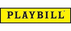 The gallery for --> Playbill Logo Font