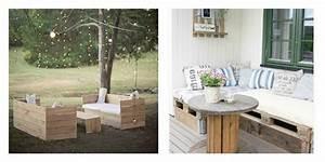 Salon De Jardin Romantique : le salon de jardin en palette en plus de 110 id es originales ~ Dailycaller-alerts.com Idées de Décoration