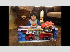 سيارات اطفال سيارة اطفاء و كارز , اطفال يلعبون cars 2