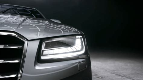 audi matrix headlights 2015 audi a8 matrix led headlights youtube