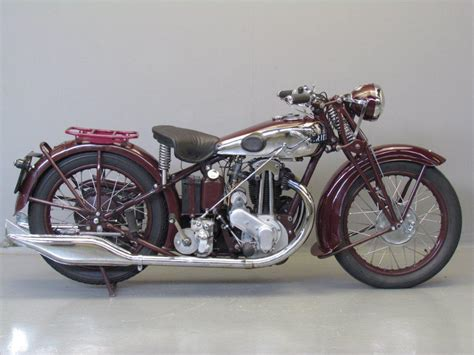 Ariel 1932 Vg32 Four Valve 500 Cc 1 Cyl Ohv