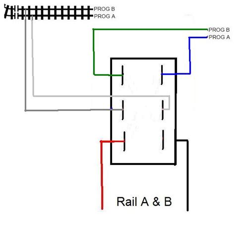 Throw Switch To Schematic Wiring Diagram by Pole Throw Relay Car Interior Design