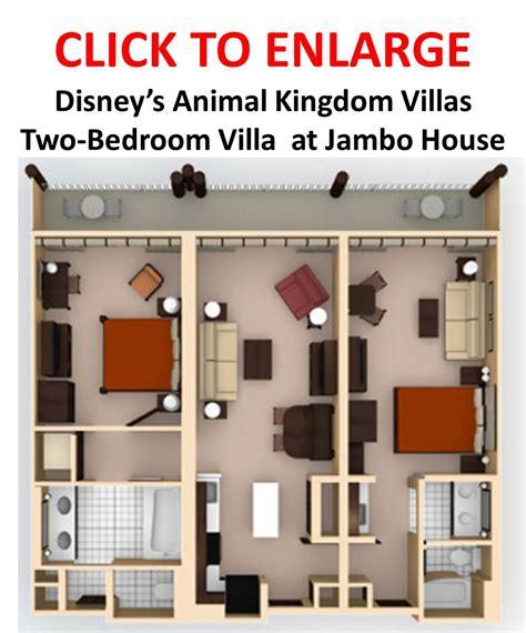 akl dvc value 2 bedroom villa wdwmagic unofficial walt