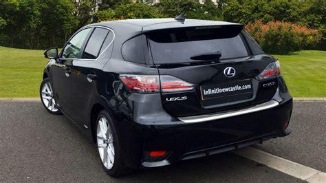 lexus hatchback used lexus ct 200h 1 8 premier 5dr cvt auto hybrid