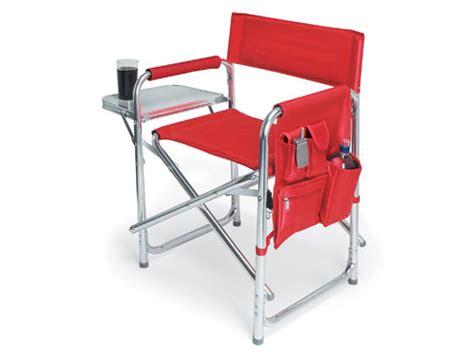 Aluminum Folding Sports Chair V809