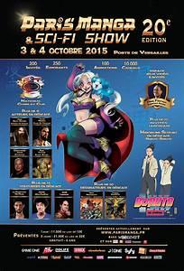 Paris Manga 2018 Date : paris manga sci fi show 20 me dition du 3 et 4 oct ~ Maxctalentgroup.com Avis de Voitures
