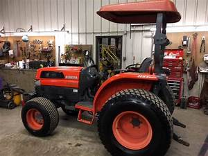 Kubota L3830 Tractor Service Manual Download
