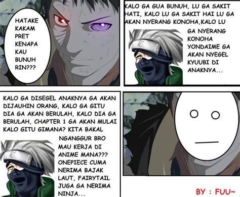 Meme Naruto Indonesia - meme anime on twitter quot alasan kakashi membunuh rin http t co xlprncmq quot