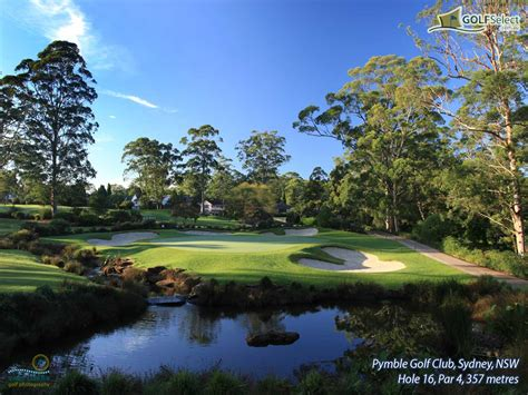 pymble golf club st ives  south wales  golfselect