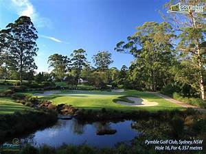 Pymble Golf Club, St Ives, New South Wales, 2075