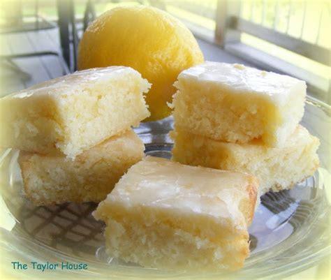 lemon food cake dessert lemon poke cake dessert recipe the house
