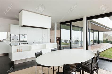 villa cuisine cuisine architecture bel intã rieur d 39 une villa moderne