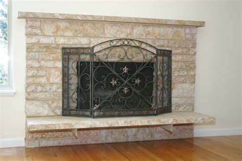 1950s Fireplaces remodelaholic 25 best diy fireplace makeovers