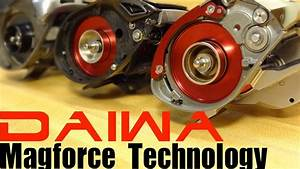 How It Works  Daiwa U0026 39 S Magforce Braking System