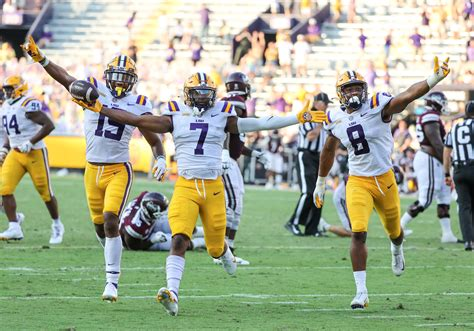 LSU Football: Offensive/Defensive Players of the Week